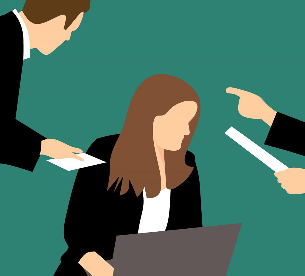 bullying in workplace